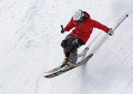 ik ski of ik skie